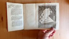 PRINTED 1771 RARE TREATISE MATHEMATICS PHYSICS GEOMETRY TRIGONOMETRY NOLLET RARE