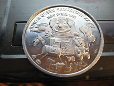 toy land jack in box bear helicopter 1978 Mardi Gras Doubloon Coin new orleans
