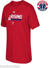 SIZE (X-LARGE) AUTHENTIC WIZARDS 2015 PLAYOFFS ON-COURT SHIRT JOHN WALL