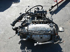 HONDA CIVIC 1996 1.4 16V COMPLETE ENGINE & 5 SPEED MANUAL GEARBOX D14A8