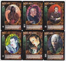 Caitiff Group 1 Vampires x6 Complete 10th Anniversary/V:TES Edition V:TES VTES