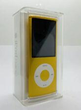 Apple iPod nano 4th 4. Generation Gelb 8GB Yellow NEU NEW Sealed Versiegelt RAR