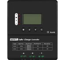 Regulateur controleur de charge solaire MPPT 12V/24V 30A