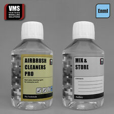 Make own airbrush cleaner VMS CONCENTRATE EN 200ml = 1000ml Ultimate cleaning!