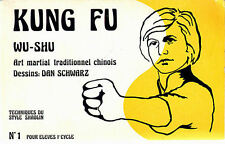 KUNG FU WU SHU - ART MARTIAL EN BD