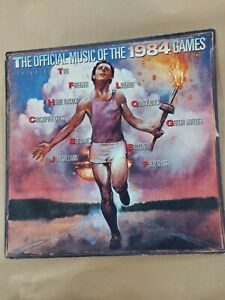 The Official Music Of The 1984 Games - LP Vinyl