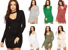High Neck Long Sleeve Regular Size Tops & Shirts for Women