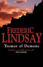 Tremor of Demons (DI Jim Meldrum), Frederic Lindsay, New Book