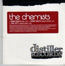 (BZ805) The Chemists, Radio Booth - 2008 DJ CD
