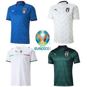 2020-2022 Italy Home/away/third Football T-Shirt Kits Soccer Short Sleeve Unisex