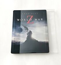 12 USED Steelbook  Protective Sleeves / Slipcover box protectors plastic case.