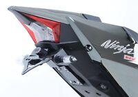 R&G Tail Tidy / Licence Plate Holder Kawasaki Ninja H2 2015 LP0182BK Black