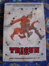 DVD - Anime - Trigun - Serie Completa - Nueva