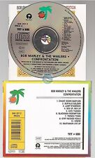 BOB MARLEY confrontation CD ALBUM west germany 846 207-2 RRCD 4