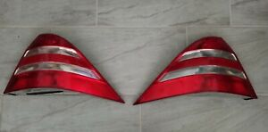 2002 Mercedes-benz S Rear Taillights