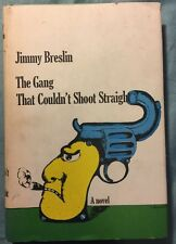 The Gang That Couldn't Shoot Straight by Jimmy Breslin (1969, Hardcover)
