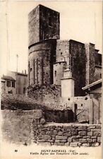 CPA Saint-Raphael Vieille Eglise des Templiers (394232)