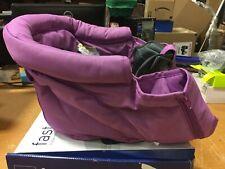 Inglesina Baby Toddler Fast Hook-On Table Fuchsia Chair