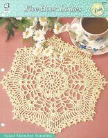 Good Morning Sunshine Crochet Pattern - Five-Hour Doilies HOWB Doily Series
