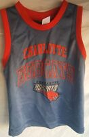 Charlotte Bobcats Tank Shirt Top Children's Size 4