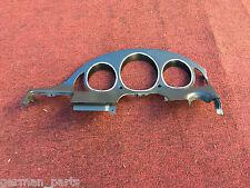 MERCEDES SLK230 SLK320 SLK32 R170 INSTRUMENT CLUSTER PLASTIC TRIM BEZEL OEM