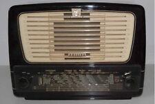 Châssis nu d'ancien poste récepteur radio TSF Philips