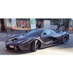 BBR 182222 1/18 Ferrari LaFerrari Black Brand New