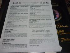 Ultimix 125 Quadruple Vinyl DJ Remix Anniversary Issue!
