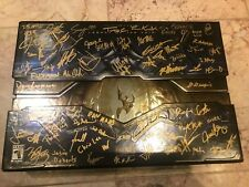 Developers Signed StarCraft II: 2 Legacy of the Void -- Collector's Edition