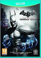 Batman Arkham City Armoured Edition UK Nintendo Wii U Spiel Game dt Abspiel. NEU