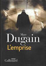 Livre l'emprise Marc Dugain book