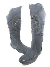 AREA FORTE, AD1297 BOOT, WOMEN'S, NERO, EURO 39 M, LEATHER, NEW/ DISPLAY