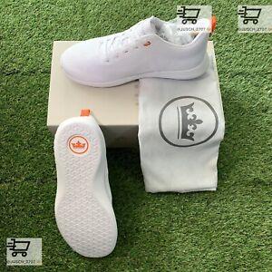 Peter Millar Crown Sport Hyperlight Glide Sneakers Golf 2020⛳️ 10.5 ⛳️ White