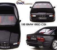 OttoMobile 1:18 - BMW E31 850 CSI - V12 M wheels - LTD Otto Models - NEW