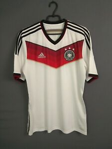 Germany Jersey 2014 2015 Home L Shirt Mens Trikot Football Adidas G87445 ig93