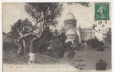Alger, Notre-Dame d'Afrique entre les Oliviers LL 376 Postcard, B415