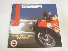 bimota SB8R endurance races  Brochure Catalog Pamphlet Free Shipping
