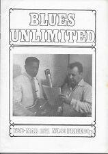BLUES UNLIMITED : No.80 : Feb-Mar 1971 : Eddie Kirkland & The Gunter Brothers