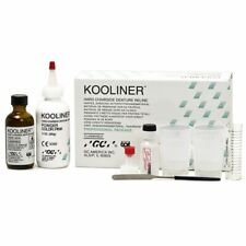 Kooliner Hard Chairside Denture Reline Professional Package By Gc Sale