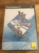 PlayStation 2 PS2 Chain Reaction 2 /Jap/neuf/new And Sealed