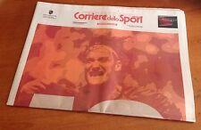 """Corriere Dello Sport """"Per Sempre Capitano"""" 28/05/2017 Totti As Roma Day Fascia"""