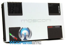 MOSCONI AS-200.2 W 2-CHANNEL 2 x 320W RMS COMPONENT SPEAKERS CAR AMPLIFIER NEW