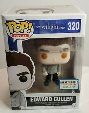 Funko Pop Twilight Saga Edward Cullen Barnes & Noble Exclusive Vampire #320