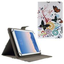 Universal Schutz Tasche Hülle Cover für 10 Zoll Tablet Schmetterling Bunt 30A2