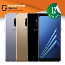 Samsung Galaxy A8 A530F 2018 - 32GB 64GB-TUTTI I COLORI-Sbloccato