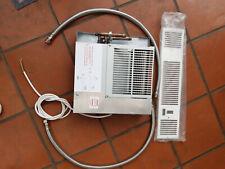 New but unboxed Myson Kickspace Kitchen Plinth Heater 500 Fan Convector