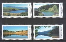REP. OF CHINA TAIWAN 2017 ALPINE LAKES COMP. SET OF 4 STAMPS IN MINT MNH UNUSED