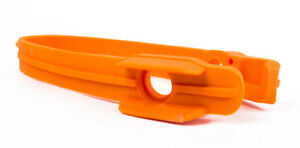 slitta pattino catena forcellone Ktm 125 200 250 300 400 450 525 arancione