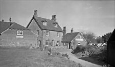 B/W Negative  Stedham West Sussex Bakery 1949 +Copyright DB711