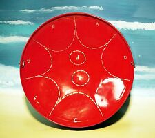 Just for Fun Series 9 Note 10 inch Mini Steel Drum Package Red